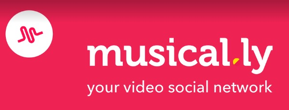 Musical.ly with logo