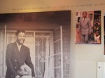 Picture inside Nelson Mandela House