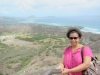 Top of Diamond Head Crater
