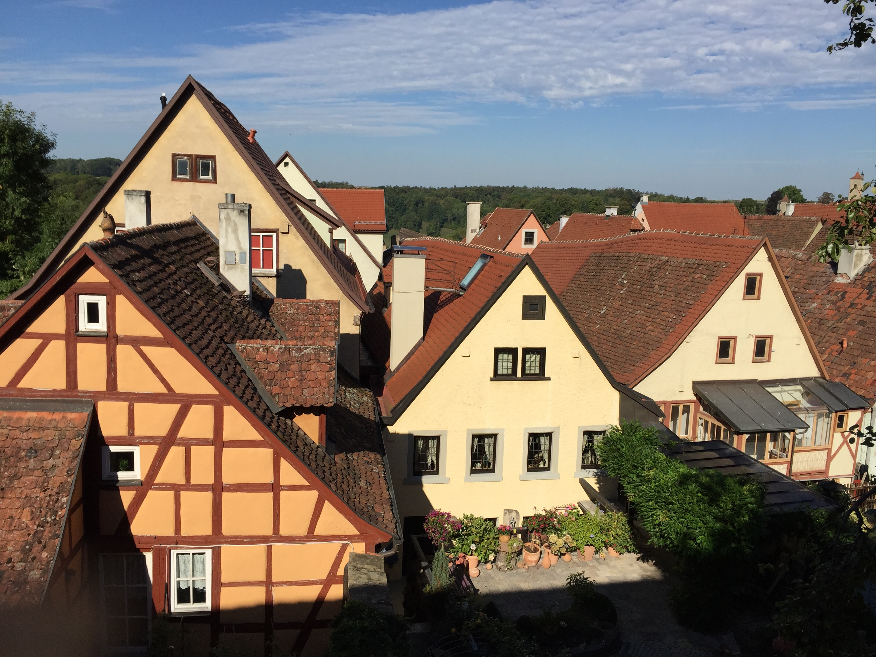 Revisiting Rothenburg