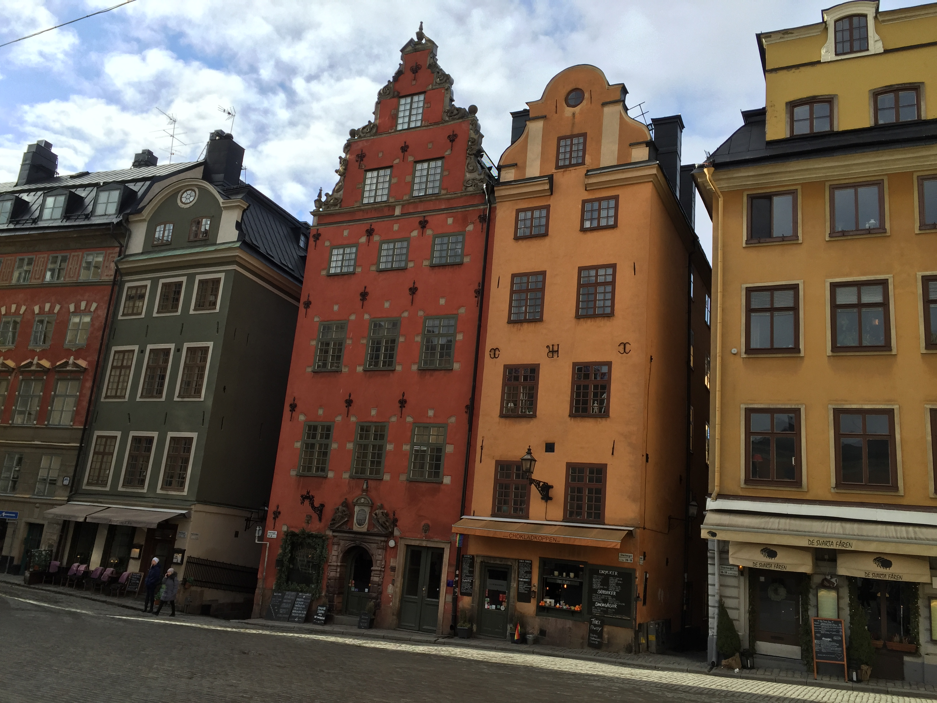 36 hours in Stockhom