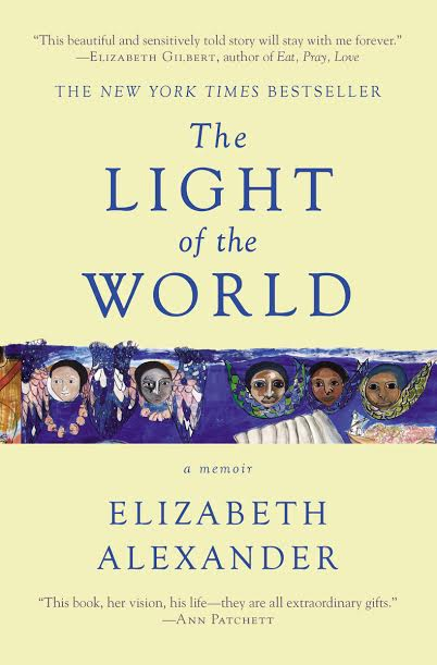 Book Review – The Light of the World by Elizabeth Alexander