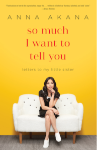 So Much I Want to Tell You book cover