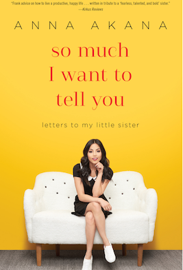 Review of So Much I Want to Tell You