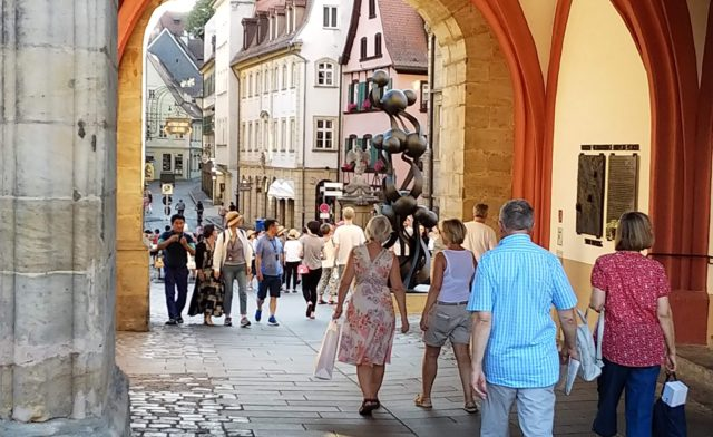 Travel to Bamberg, Kilheim and Nearby