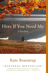 Book cover of Here if you Need Me by Kelly Corrigan