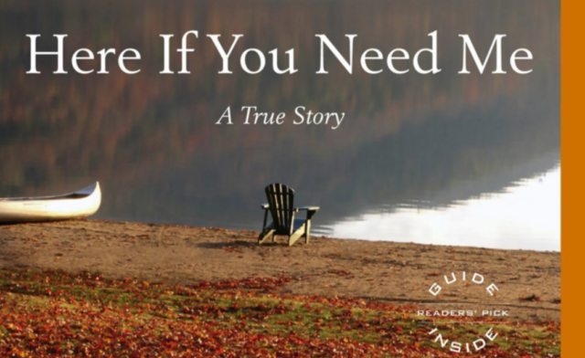 Here if You Need Me by Kate Braestrup – Book Review