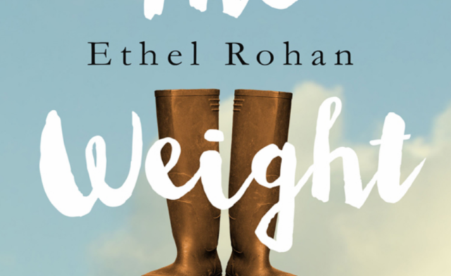 The Weight of Him Book Review – by Ethel Rohan
