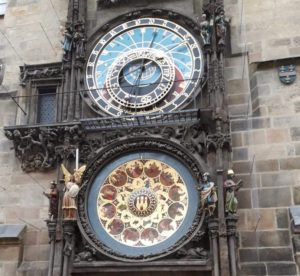 Astronomical Clock in Prague is reopened