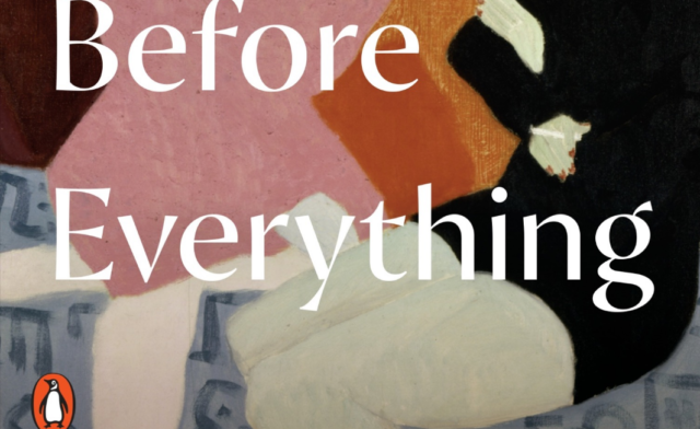 Before Everything Book Review – by Victoria Redel