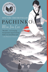 Cover of Pachinko by Min Jin Lee