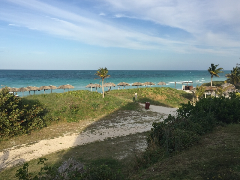 2 nights in Varadero, Feb 2017